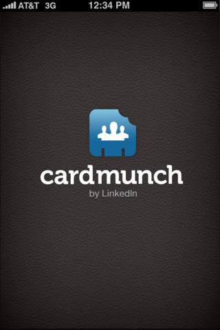 Cardmunch business card reader by linkedin for iphone 3gs iphone cardmunch business card reader by linkedin for iphone 3gs iphone 4 iphone 4s ipod touch 4th generation ipad 2 wi fi and ipad 2 wi fi 3g on the reheart Image collections