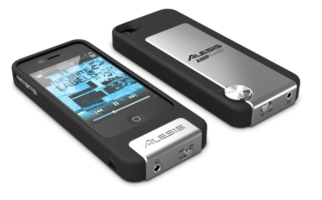 AmpCase Headphone-Maximizing Amplifier for iPhone 4
