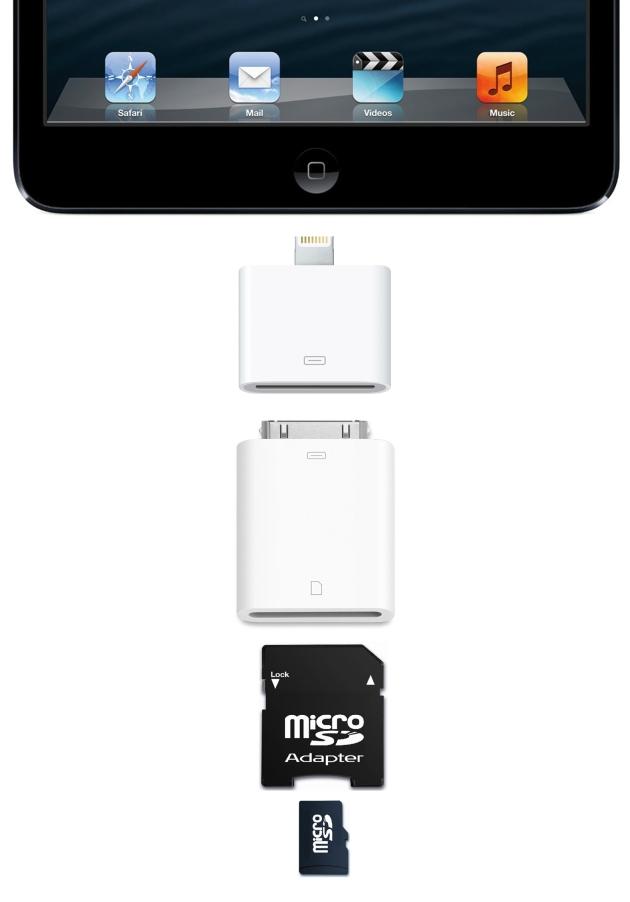 MicroSD-conx
