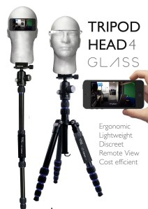 Glass-Tripod